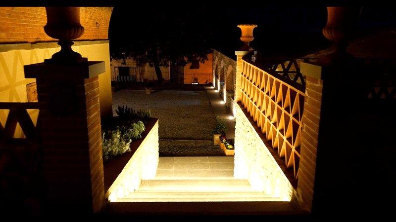 Villa Paglicci Reattelli Agriturismo, location de vacances à Castiglion Fiorentino