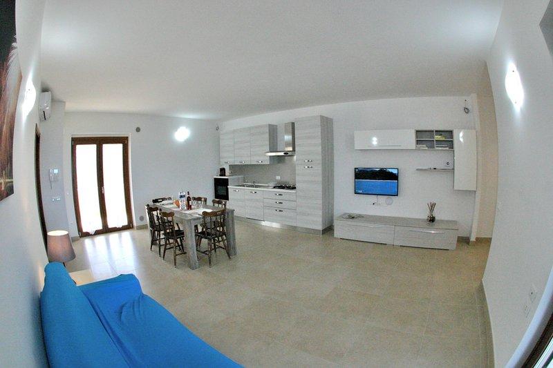 Appartamento arancio, casa vacanza a Foce Varano