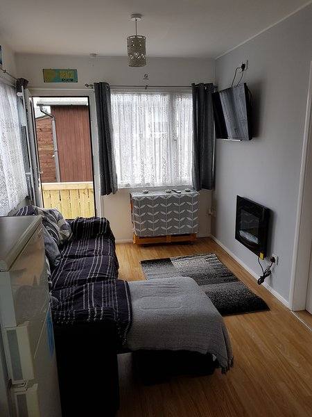 holiday chalet south shore holiday village, holiday rental in Sewerby