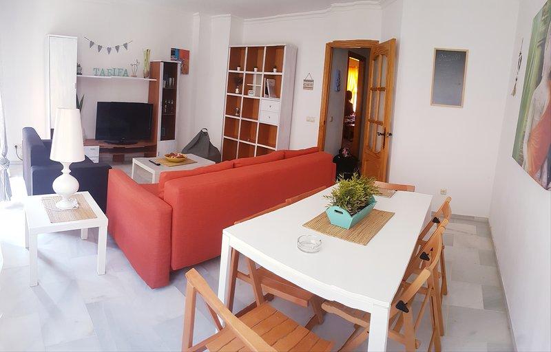 duplex muy amplio con perfecta ubicación, holiday rental in Tarifa