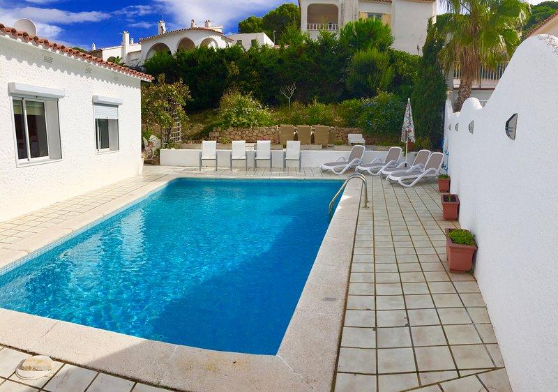Casa Tomas, holiday rental in L'Escala
