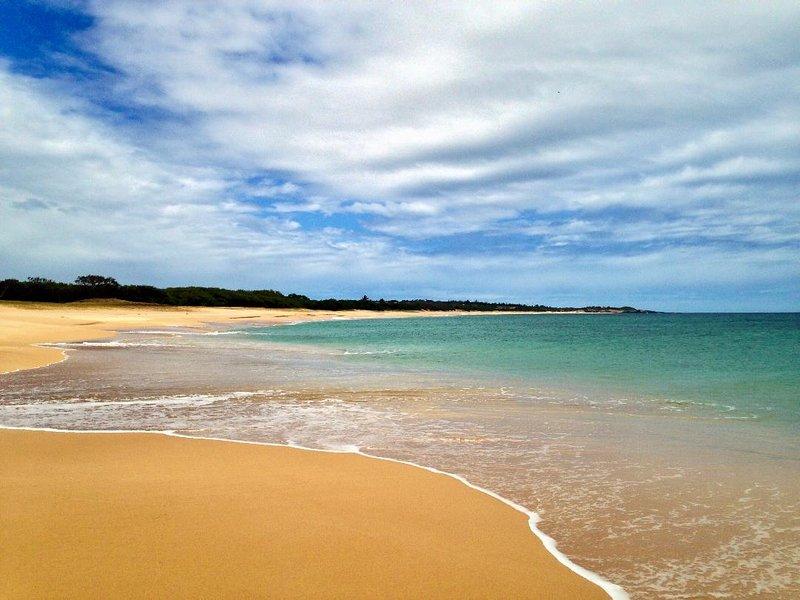 MOLOKAI HAPPY includes Beakfast Kepuhi Beach Corner Studio, aluguéis de temporada em Maunaloa