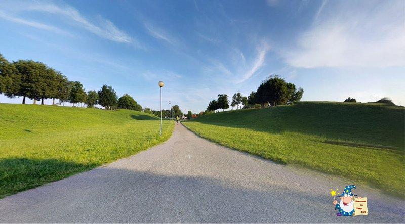 Parco Pubblico a 500 m
