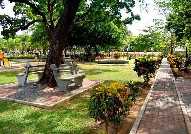 Park in Jaffna City