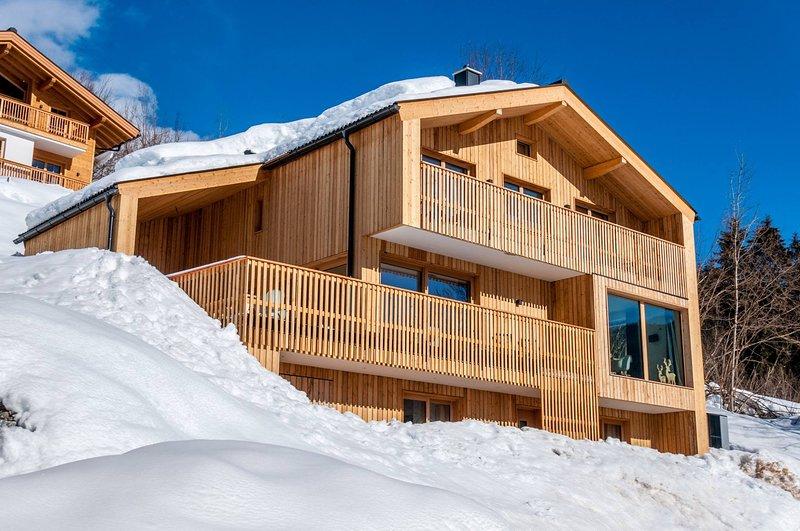 Wanderfalk Lodge ... País das maravilhas do inverno