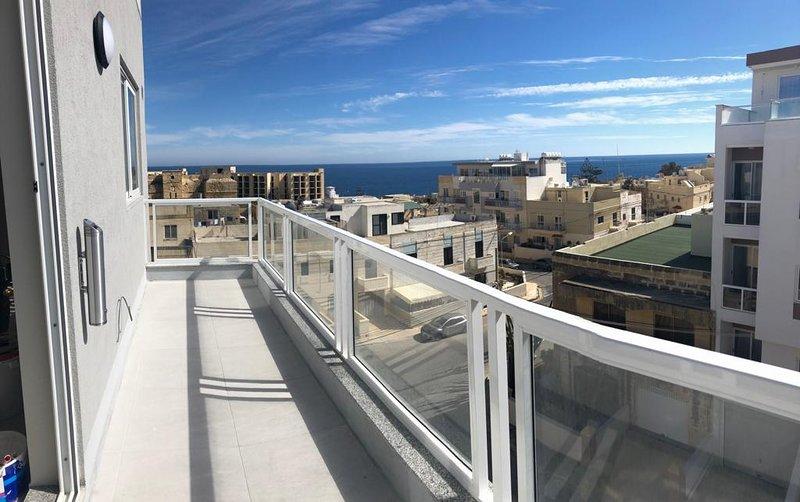 Vorne Balkon