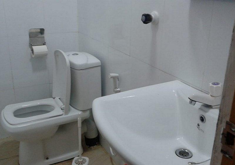 Prive badkamer