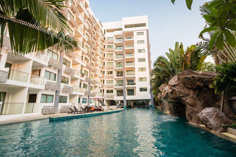 Club Royal Wongamat Apartment | North Pattaya, casa vacanza a Tha Thaewawong
