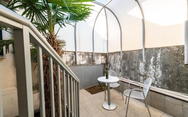 Ankica i Anamarija Apartments - Studio Apartment with Terrace (1), vacation rental in Neum