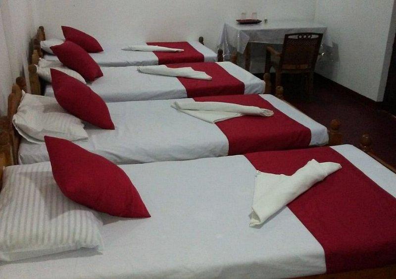 bedden in premium kamer