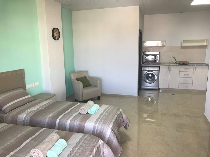 Cozy New Style Studio, holiday rental in Dead Sea Region