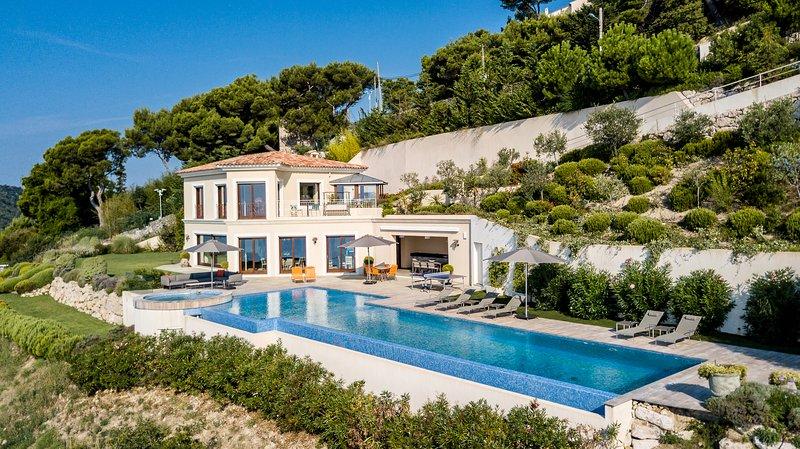 Villa Chèvre D'or, holiday rental in Èze