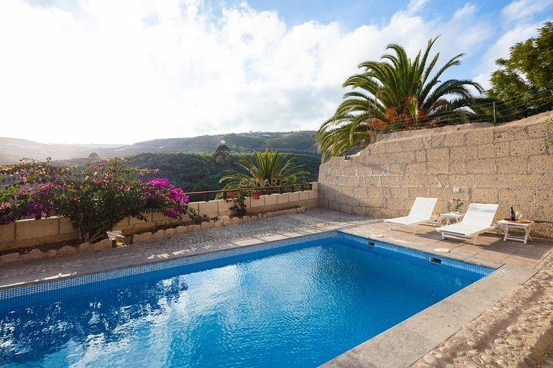 Charming Country house Arico, Tenerife, alquiler de vacaciones en Arico