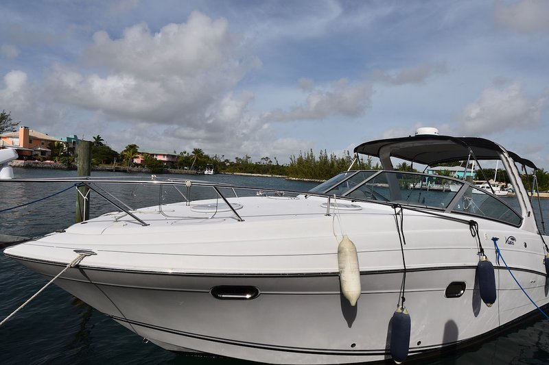 Something special: 30 ft. Yacht for sleep and stay, location de vacances à Freeport