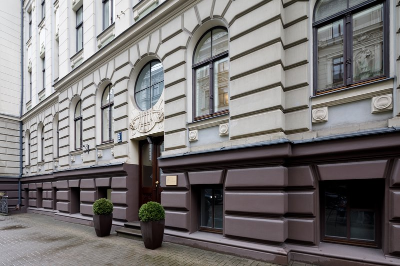 Exclusive, modern  apartment in historic part of Riga, location de vacances à Riga
