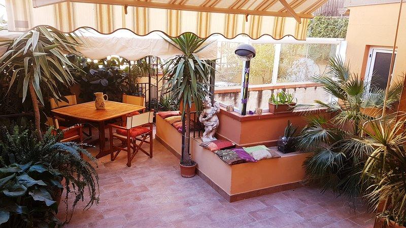 Appartamento nel centro di Alassio, aluguéis de temporada em Alassio