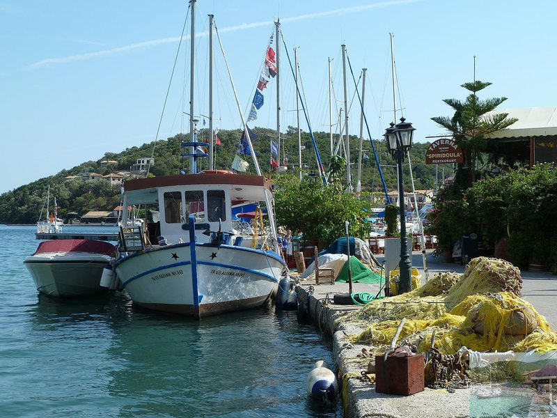 Beautiful local ports.
