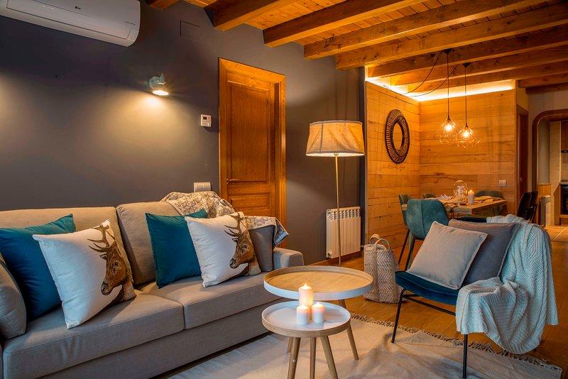 Apartamento Premium  46 1 D, location de vacances à La Torre de Cabdella