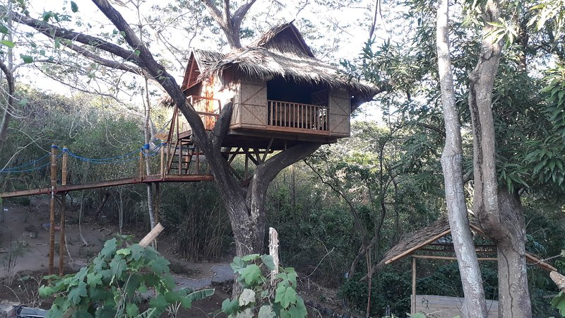 Treehouse at Pirates Diving Resort, holiday rental in Palawan Province