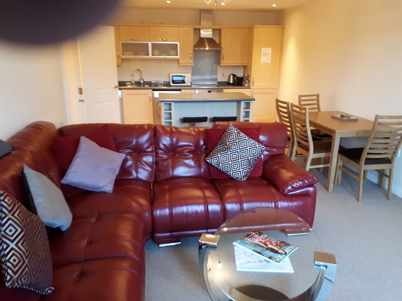 Central Solihull one or two bedroom same price, holiday rental in Shirley