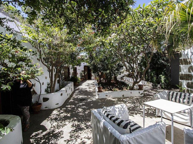 Casa emblemática con Patio Canario del S.XVII, casa vacanza a Aguimes