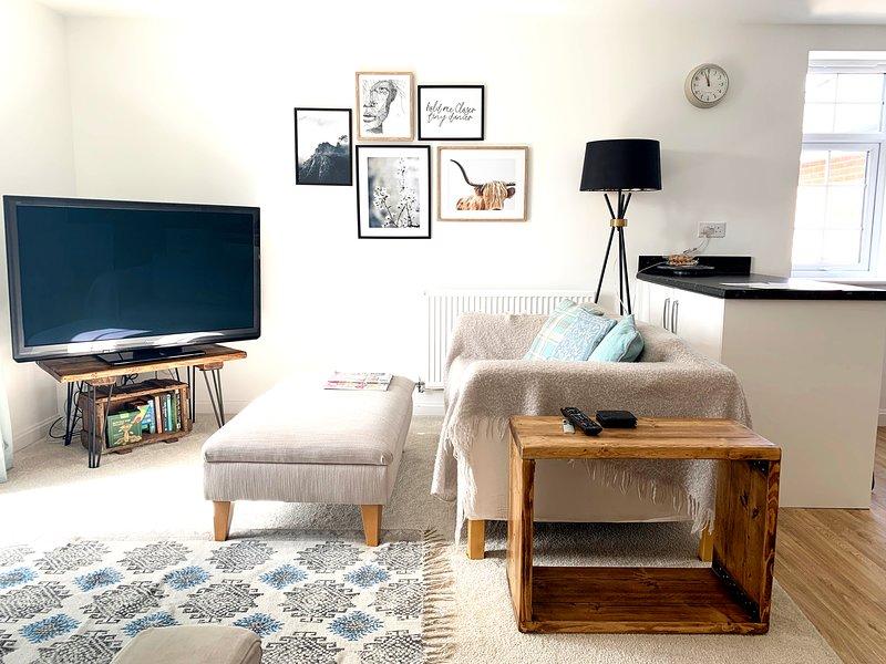 Langton House - Home Crowd Luxury Apartments – semesterbostad i Mexborough
