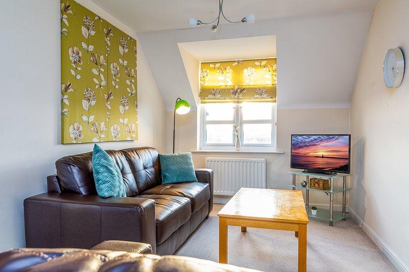 Leap Peridot Apartment - Near Northampton Uni, vacation rental in Grendon
