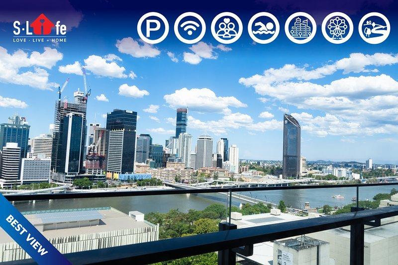SLIFE Brisbane Southbank Tower, vacation rental in Brisbane