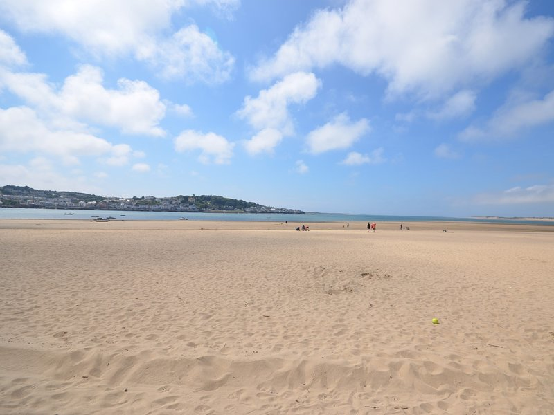 Sandy beach of Instow