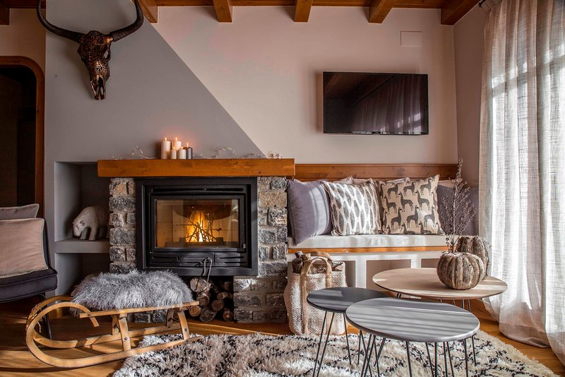Apartamento Premium 50 BD, location de vacances à La Torre de Cabdella