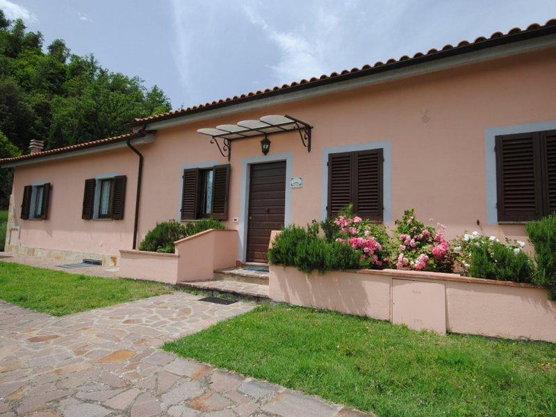 Apartament in Gaiole in Chianti ID 3731, holiday rental in Nusenna