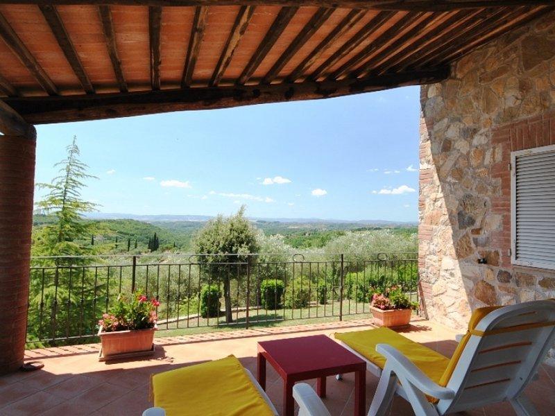 Villa a Pievasciata ID 3636, holiday rental in Pievasciata