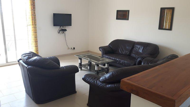 Appartement spacieux dans un endroit calme, holiday rental in Oussouye