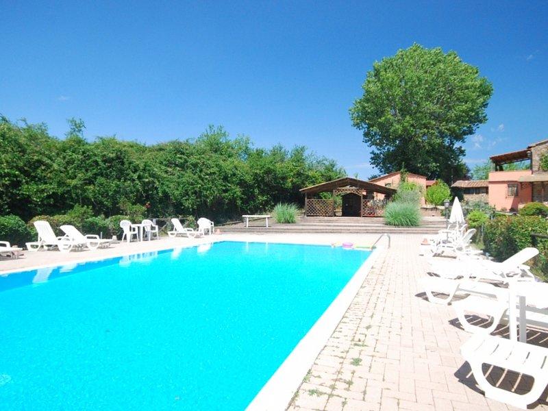 Residence a Casole d'Elsa ID 3520, holiday rental in Capannino della Suvera