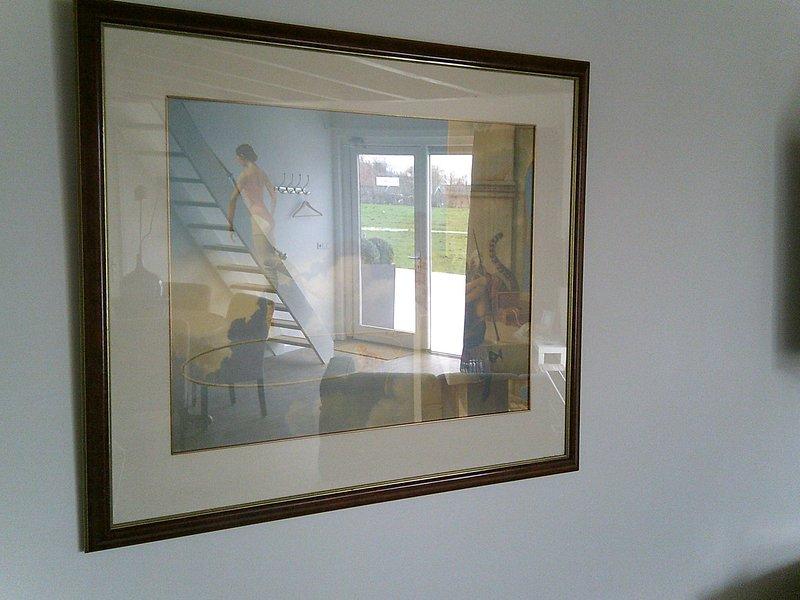 Bedstay41 Farmers Room Jannetje, holiday rental in Reeuwijk