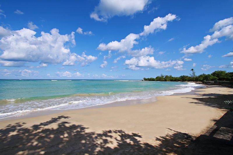 BEACHFRONT! STAFF! POOL! FAMILY! KAYAKS! Sea-Sea Runaway 5BR, vacation rental in Runaway Bay