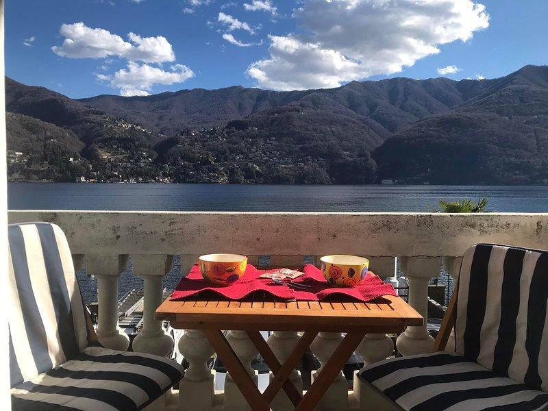 A Balcony On The Lake, location de vacances à Laglio