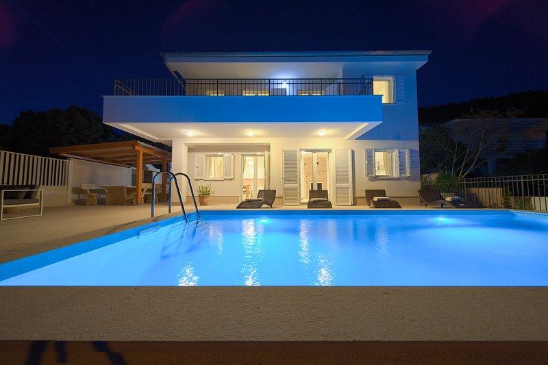 Villa St.Martin-Reef, holiday rental in Stivan
