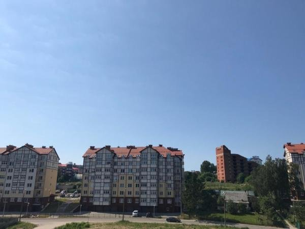 Sweet apartment by the lake, holiday rental in Donskoye