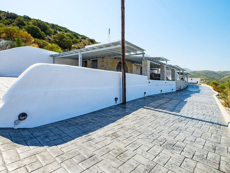 Villa Elitas III, vacation rental in Lefkes