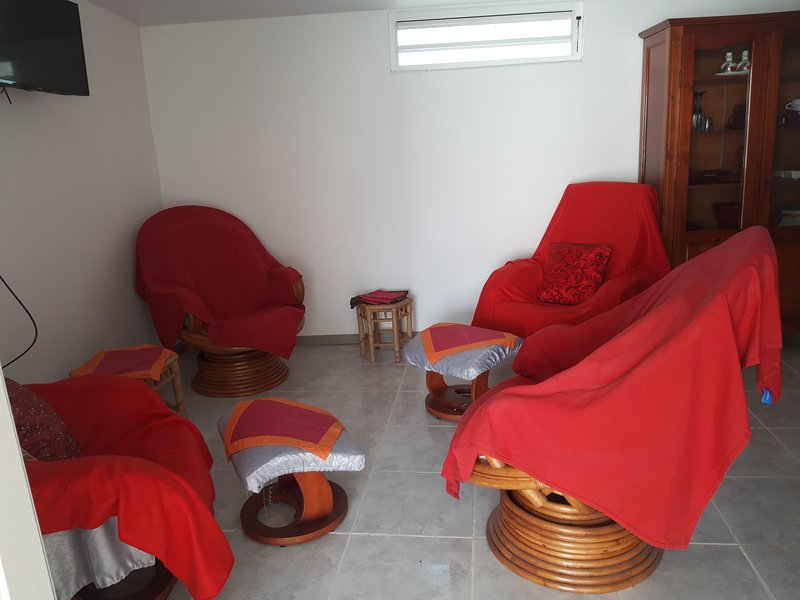 Nice house near the beach & terrace, vacation rental in Cayenne