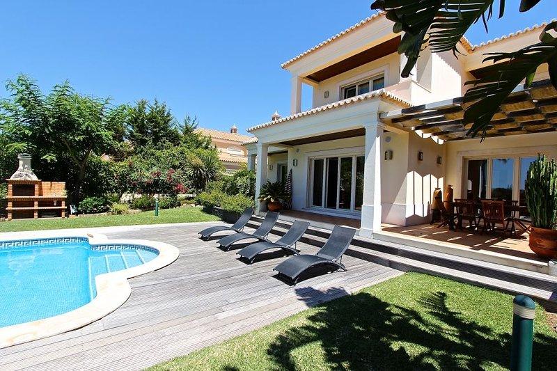 Villa Claudia, vacation rental in Vilamoura