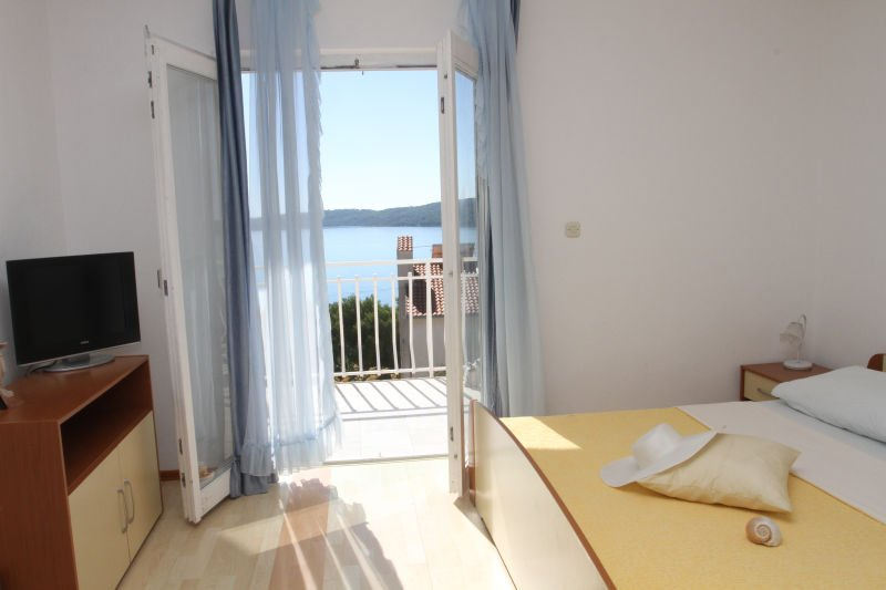 Sea view relaxing place :) – semesterbostad i Trogir