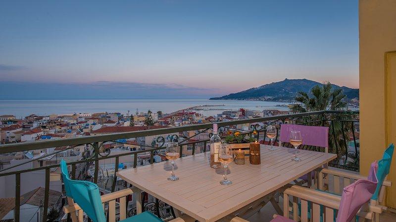 ZakynthosViews Maisonette, vacation rental in Bochali