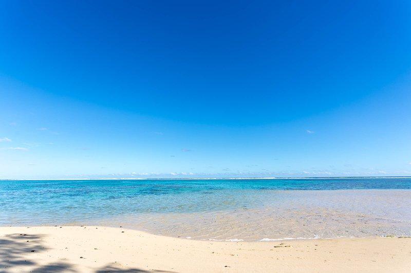 TeRito Lagoon Villas - Garden Suite, casa vacanza a Aroa Beach
