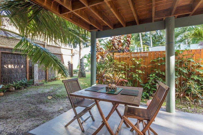 TeRito Lagoon Villas - Garden Suite