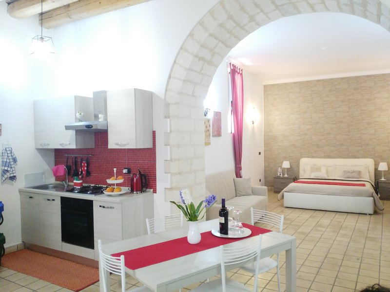 Panorama de la casa 64 metros cuadrados 5 camas cocina bien amueblada 2 televisores aires acondicionados