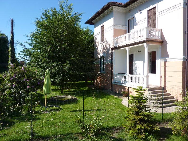 Casa Raffaello Lago Maggiore, casa vacanza a Casorate Sempione