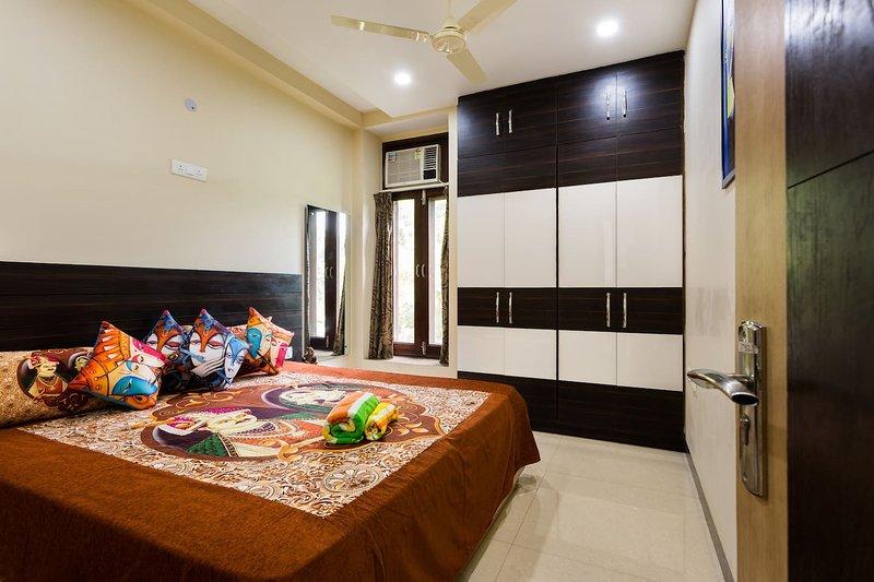 Achla's Paradise in Central Delhi, Ferienwohnung in Neu-Delhi