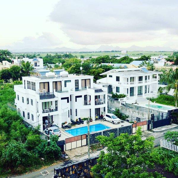 The Palm Residence, aluguéis de temporada em Mapou